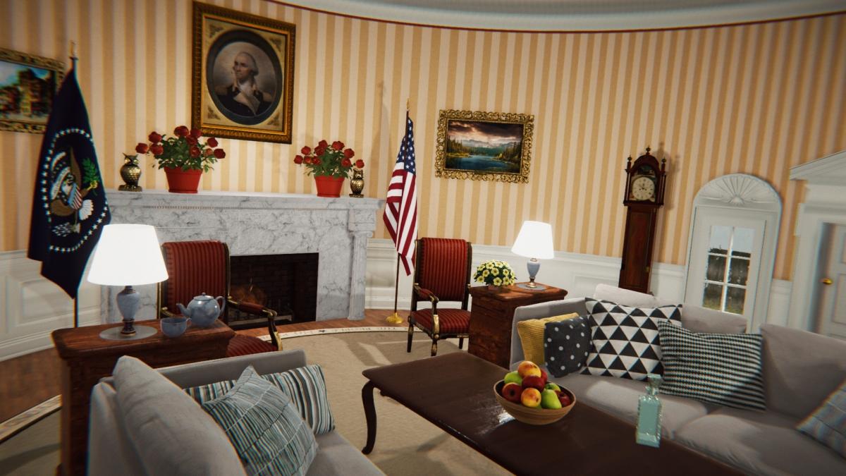 PlayWay готовит симулятор Трампа I am Your President