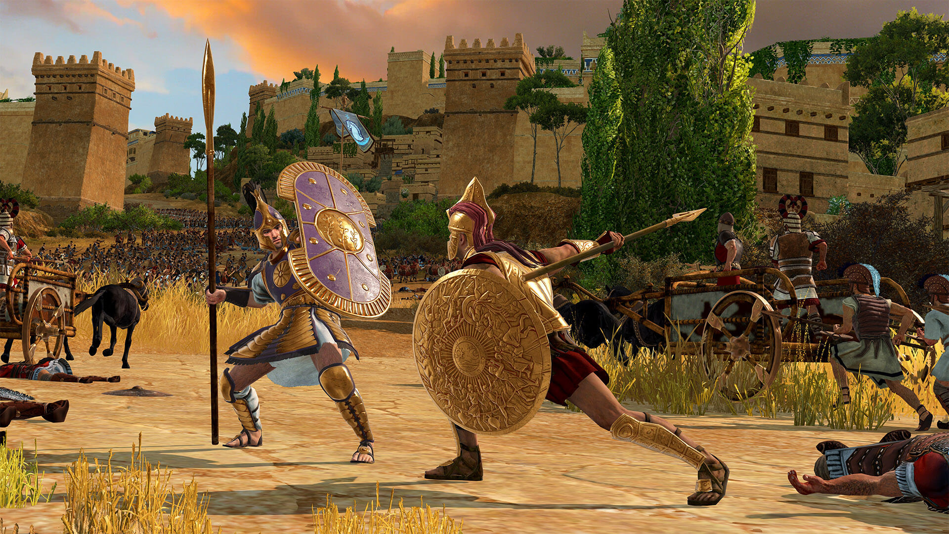 Total War Saga: Troy не получит поддержку модификаций на релизе
