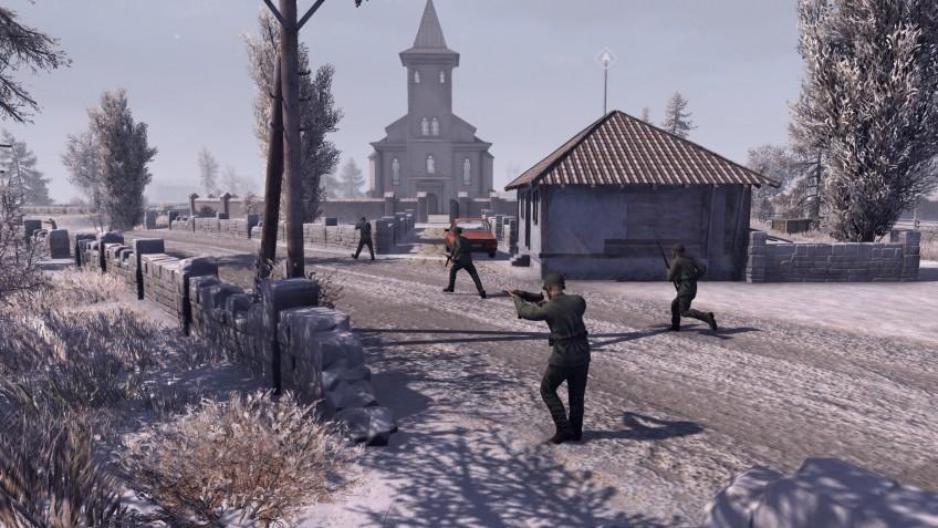 К легендарной стратегии «В тылу врага: Штурм 2» выпустят дополнение «Холодная война»