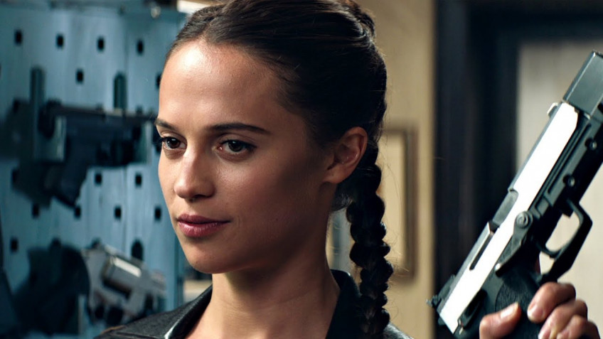 Сиквел «Tomb Raider: Лара Крофт» с Алисией Викандер сменил сценариста и режиссёра