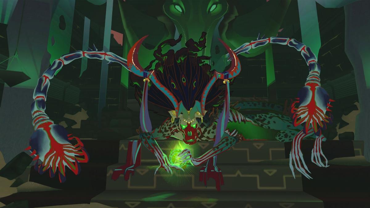 Авторы Evolve и Left4 Dead анонсировали VR-игру The Well