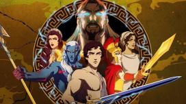 На Netflix вышла «Кровь Зевса» от авторов «Кастлвании»
