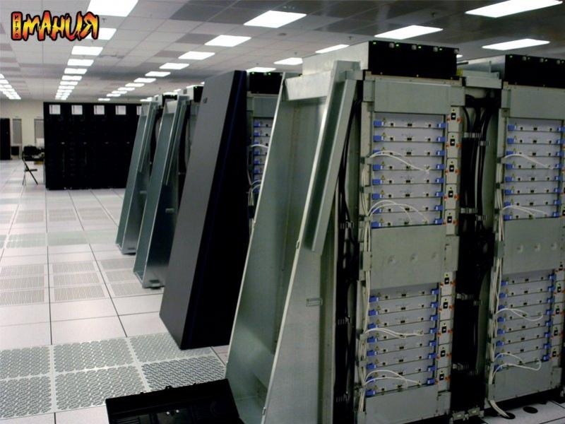 Суперкомпьютер современности
