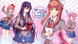 Doki Doki Literature Club расширят и выпустят на консолях