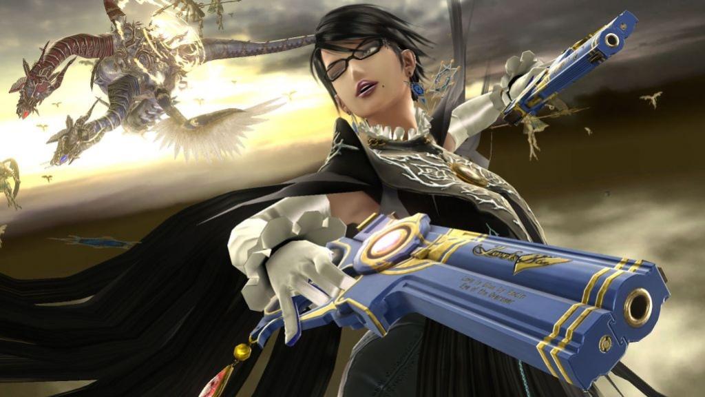 Байонетта присоединится к бойцам Super Smash Bros.