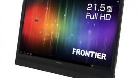 Проводной планшетный компьютер с21,5-дюймовым дисплеем