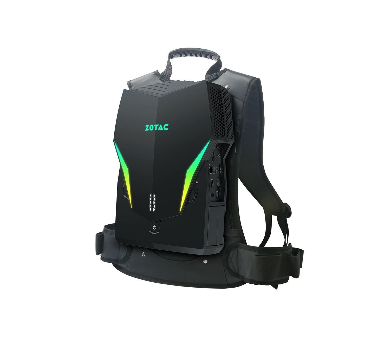 Zotac представила компьютер-рюкзак VR GO3.0