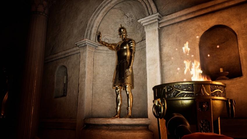Мод к Skyrim в этом году превратится в игру The Forgotten City