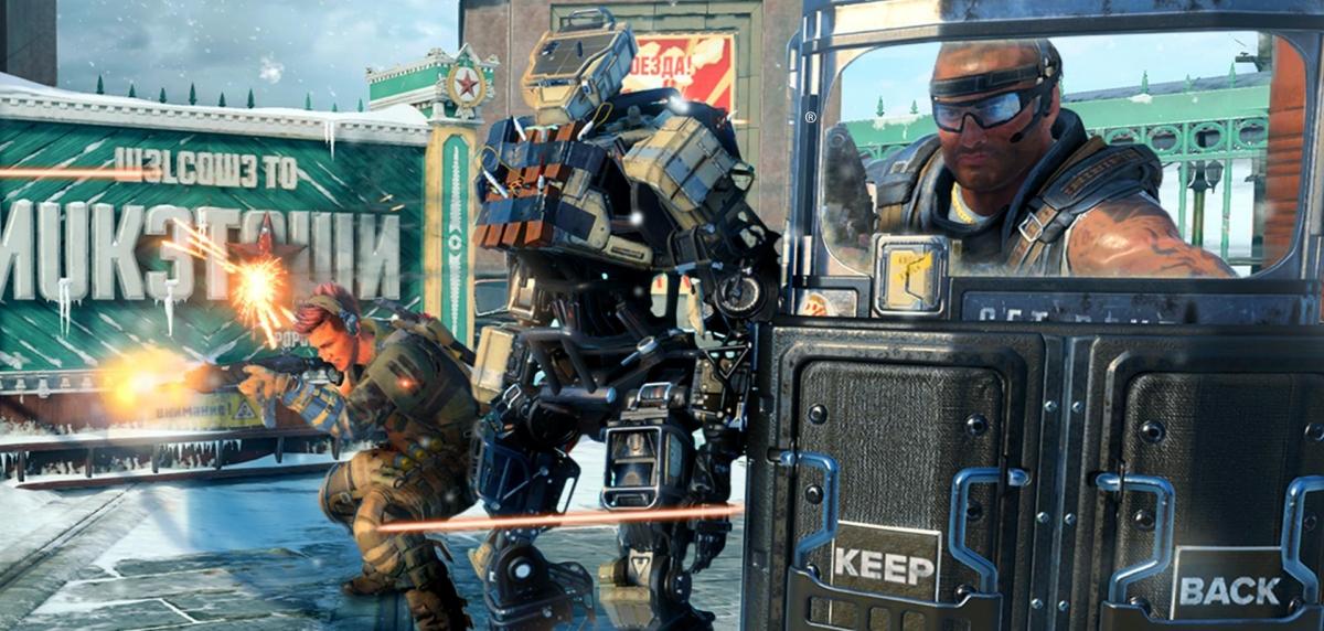 В Call of Duty: Black Ops4 появилась «Охрана» и две обновлённые карты