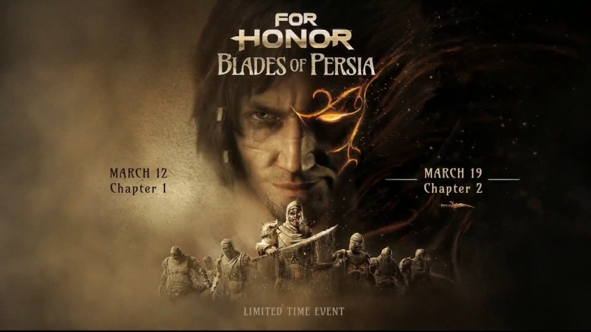 Prince of Persia ждёт кроссовер с For Honor
