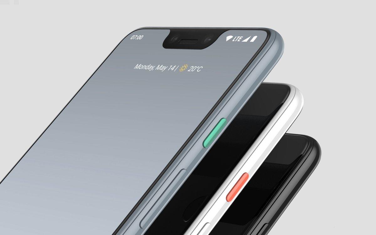 Google Pixel4 может получить поддержку двух SIM-карт