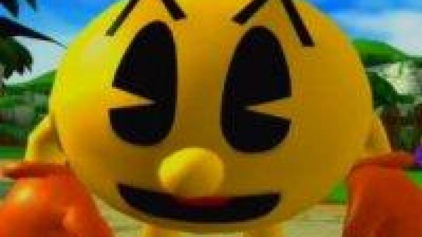 Pac-Man спасает мир