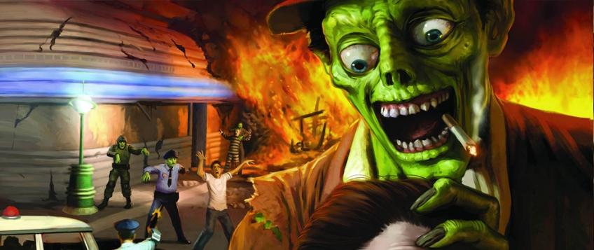 Бывший разработчик Halo и Stubbs the Zombie теперь работает в ЕА
