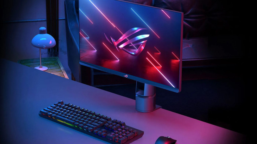 Игровой монитор ASUS ROG Swift PG259QNR поддерживает частоту 360 Гц и NVIDIA Reflex
