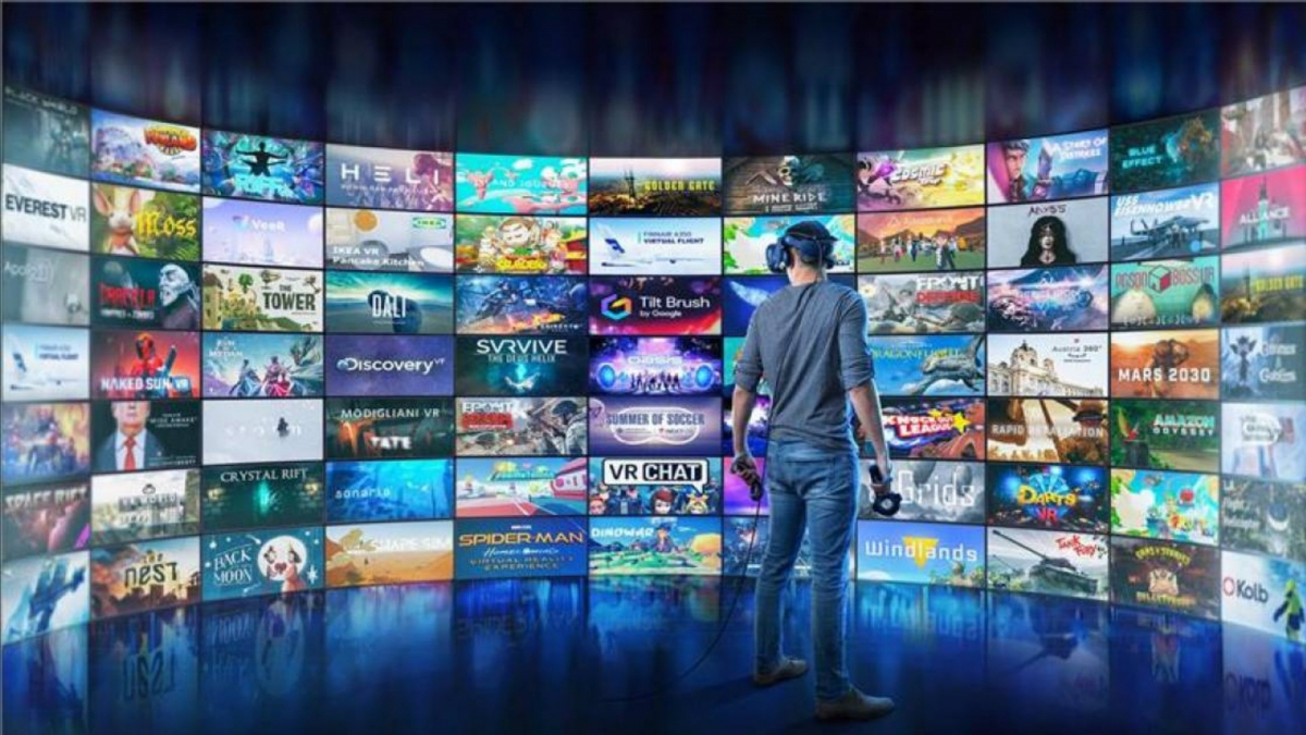 В апреле запустят подписной сервис HTC Viveport Infinity для VR-контента