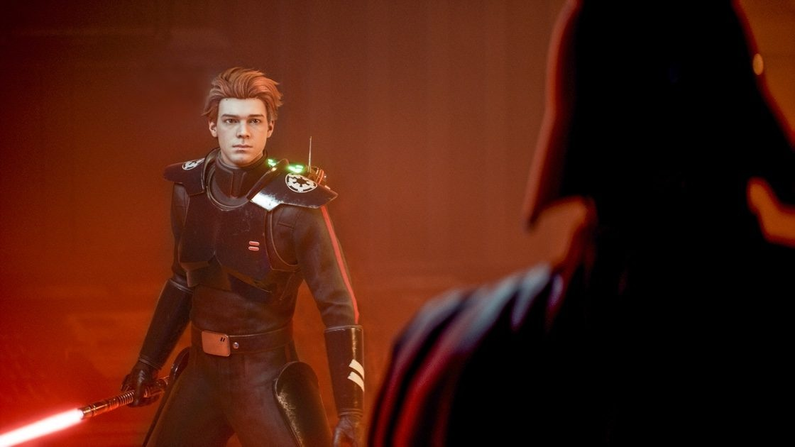 В Star Wars Jedi: Fallen Order появилось много нового контента, включая красный меч