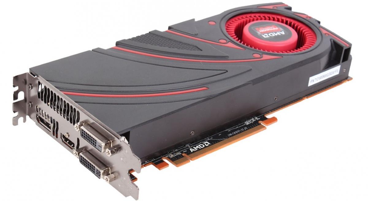 AMD готовит Radeon R9 370X