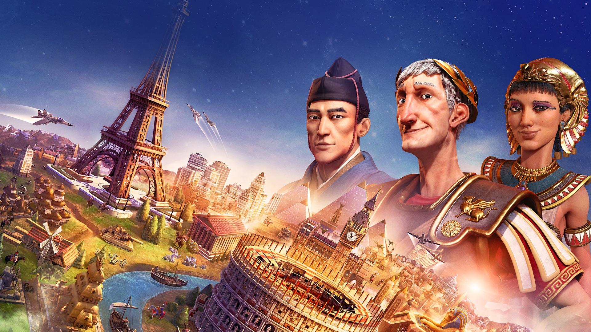 У Civilization VI появится свежий абонемент на шесть новых дополнений