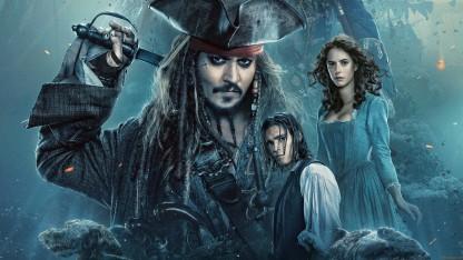 Новые «Пираты Карибского моря» стартовали в США хуже предыдущей части