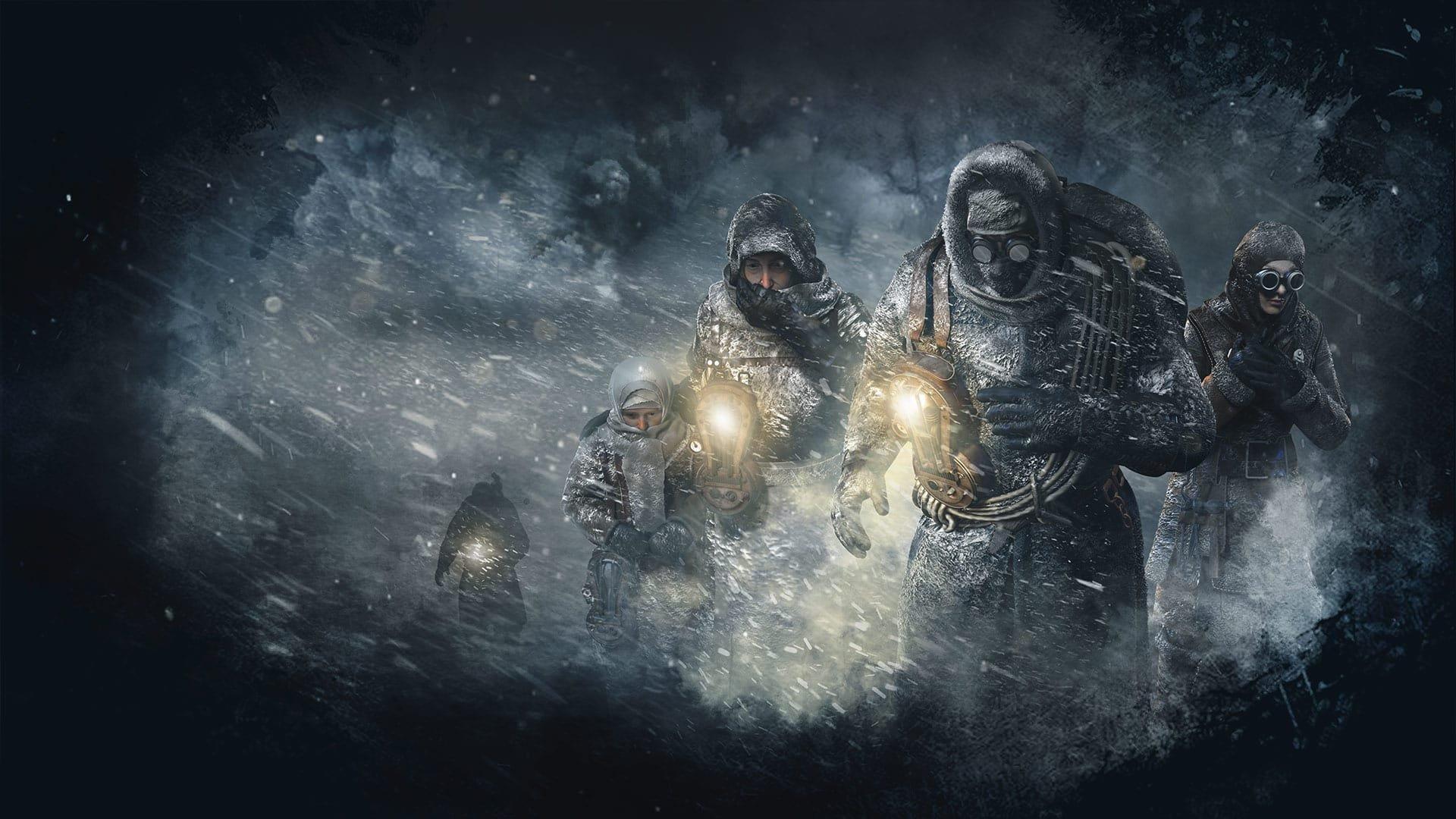 Официально: в Epic Games Store раздают Frostpunk