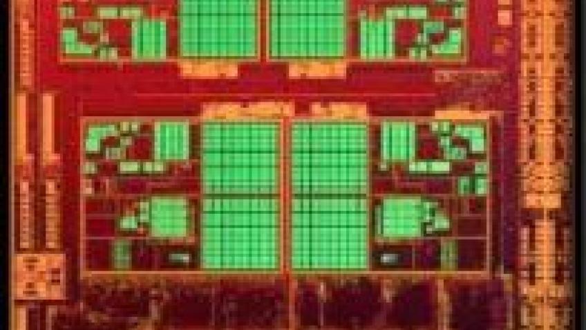 AMD раскрыла характеристики Llano Fusion