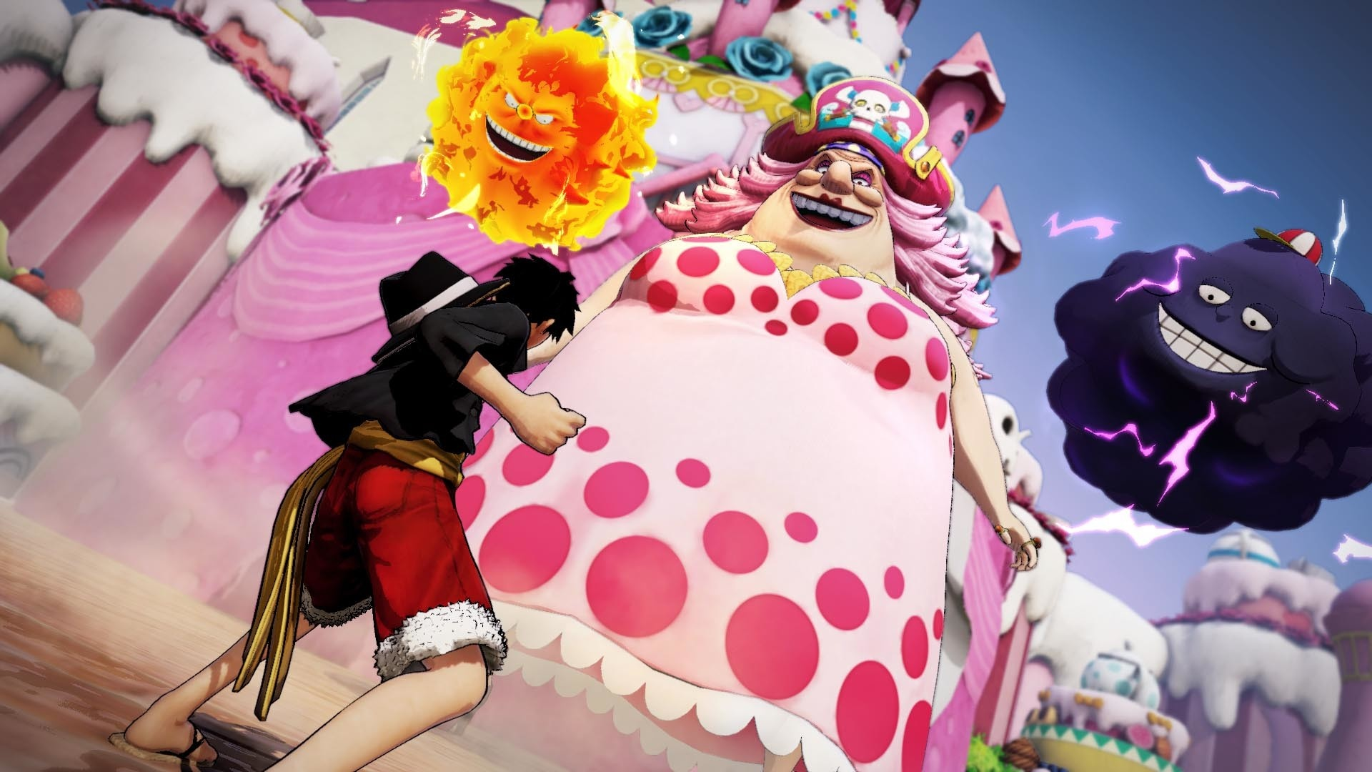 В состав цифрового Deluxe-издания One Piece: Pirate Warriors4 вошёл Character Pass
