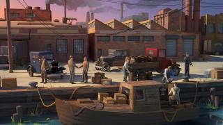 Симулятор управления мафией City of Gangsters уже можно предзаказать
