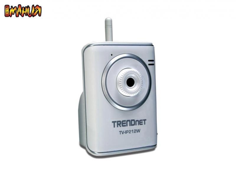 Веб-камеры для защиты от воришек
