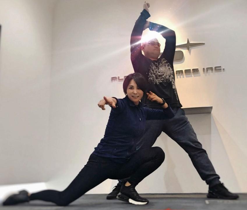 Хидэки Камия и Икуми Накамура хотят сделать сиквел Okami