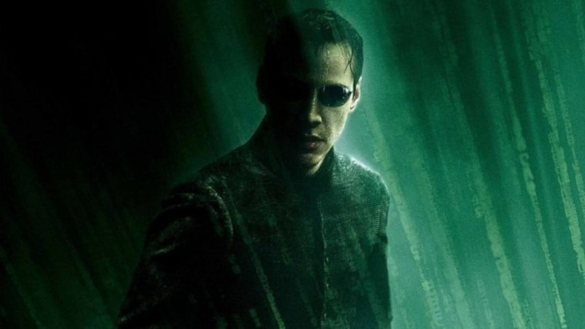 Появились новые фото и видео со съёмок четвёртой «Матрицы»