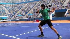 К Tennis World Tour2 выпустили первый геймплейный трейлер