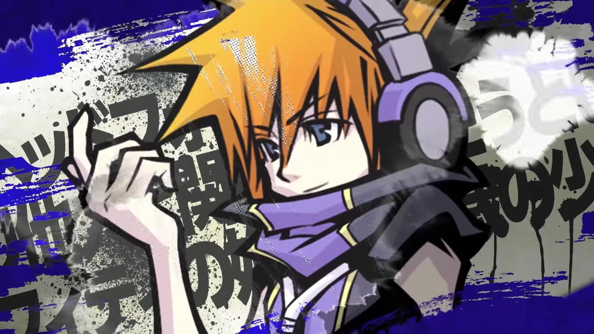 "Square Enix выпустит аниме по мотивам культовой JPRG The World Ends with You"">"