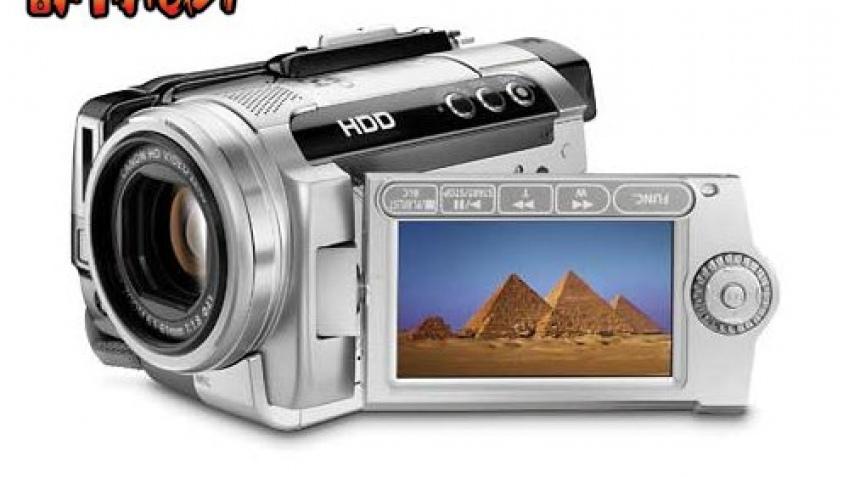 Новый HD камкордер от Canon
