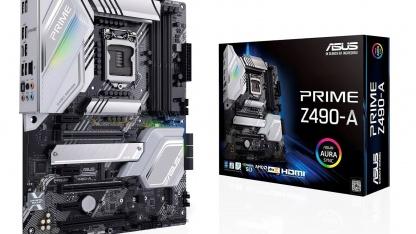 ASUS раньше времени рассекретила платы Prime Z490-P и Prime Z490-A