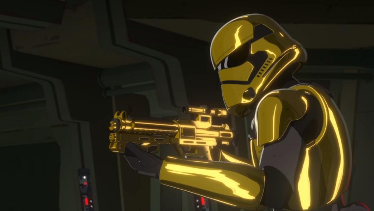 Дебютный трейлер нового мультсериала «Звёздные войны: Сопротивление»