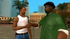Rockstar выпустила свой лончер, где сейчас раздаёт Grand Theft Auto: San Andreas