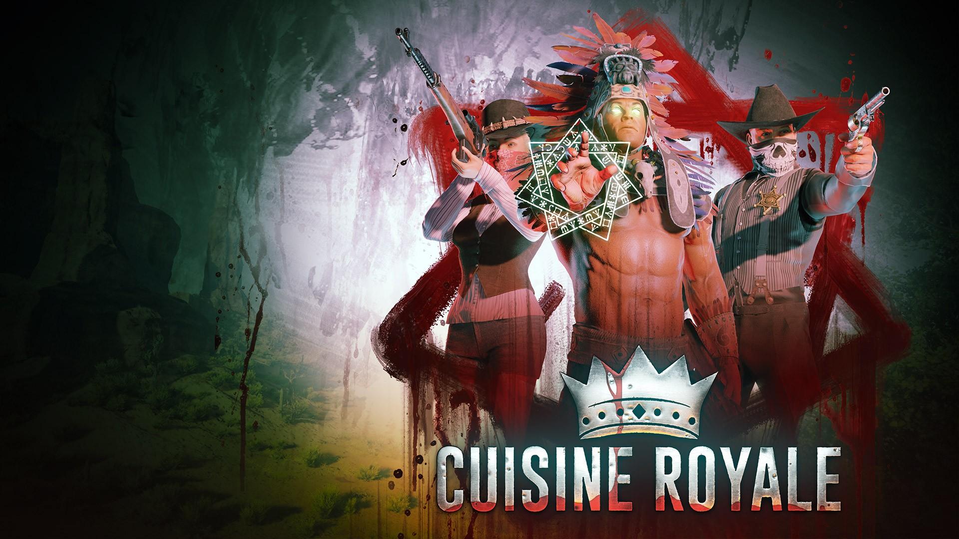 «Век Нагваля»: в Cuisine Royale появились мексиканские зомби и шаманы ацтеков