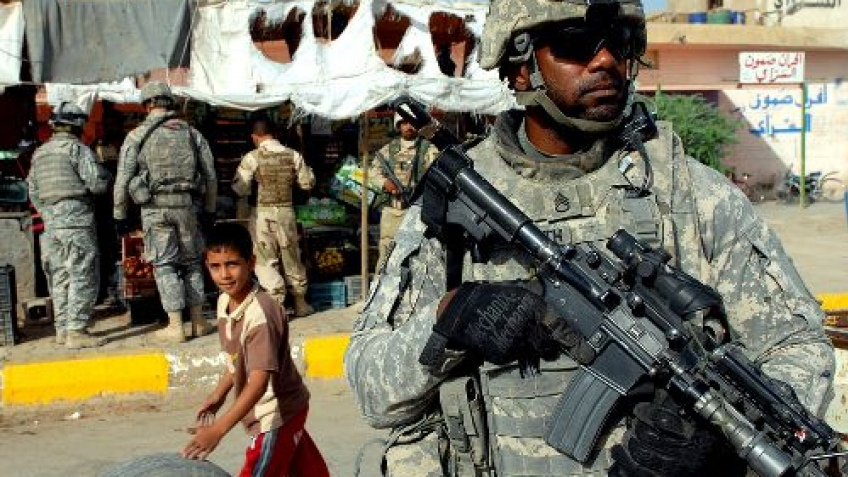 Виртуальный Багдад для армии США