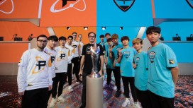 В финале Overwatch League встретятся Philadelphia Fusion и London Spitfire
