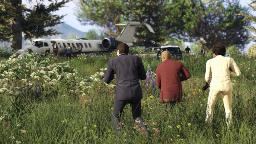 В GTA Online появился режим «Захват территории»