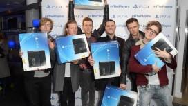 Sony продала больше 20 млн PS4