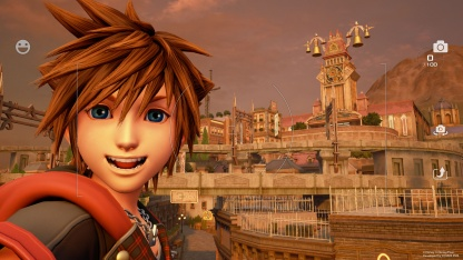 В дополнении ReMIND для Kingdom Hearts III появится фоторежим