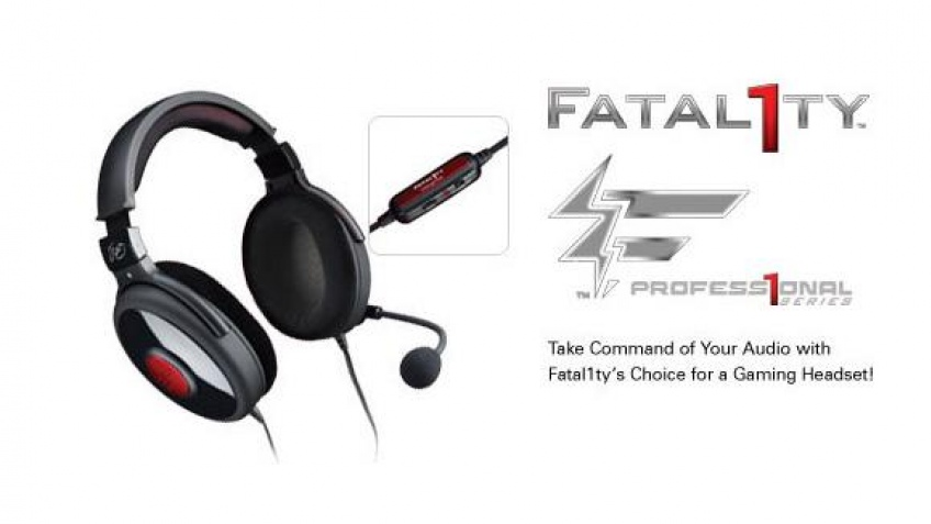 Creative подружилась с Fatal1ty