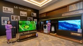 LG представила игровые мониторы и телевизоры OLED и Ultra HD