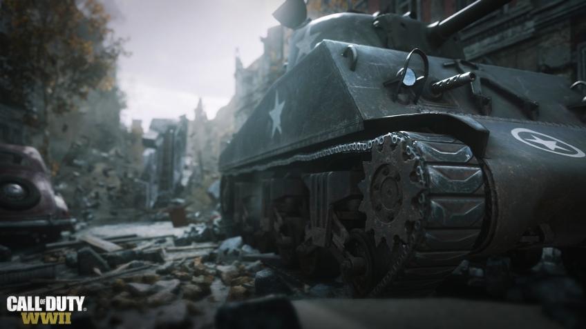 Утечка: Call of Duty: WWII будет идти в 4K на Xbox One X