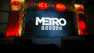 Дмитрий Глуховский представил на «ИгроМире 2018» проект Metro: Exodus