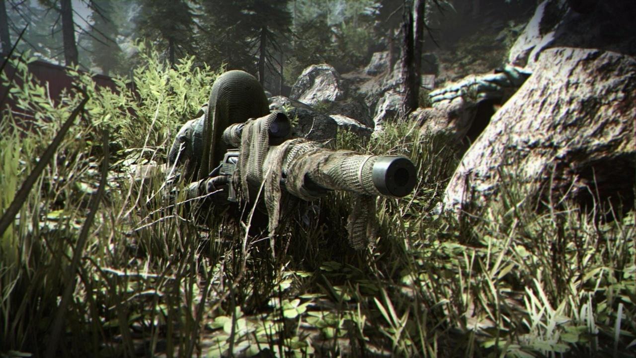 Мировая премьера: первый показ геймплея Call of Duty: Modern Warfare