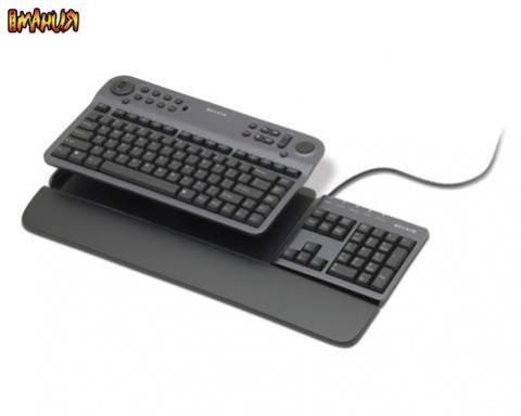И клавиатура, и пульт ДУ