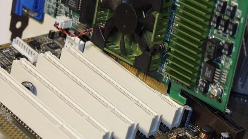 X1300 с интерфейсом PCI