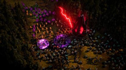 Стратегия в реальном времени Age of Darkness: Final Stand вышла в ранний доступ